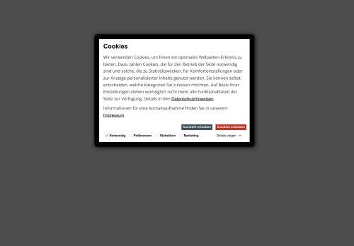 Screenshot Blog für Hausverwaltungen und Immobilienmakler