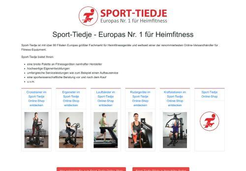 Screenshot Fitnessgeräte-Forum