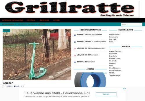 Screenshot Grillratte