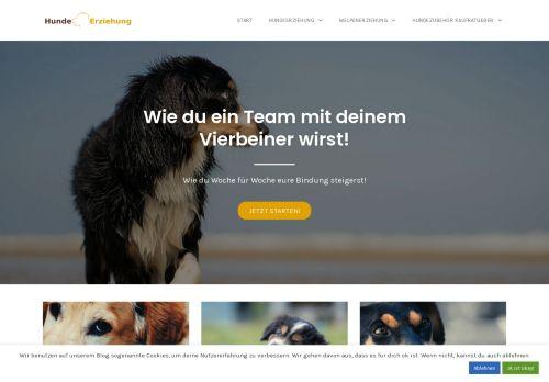 Screenshot Hundeerziehung leichtgemacht