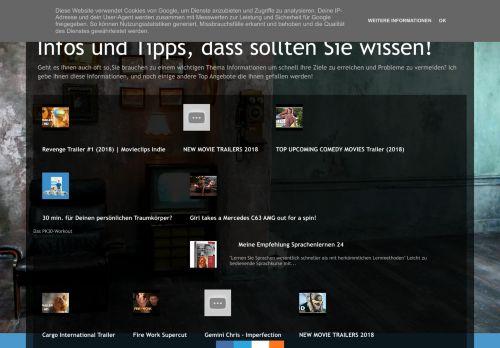 Screenshot Info, Tipps und Problemlöser