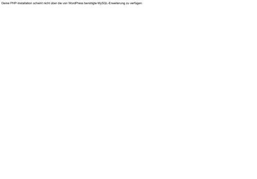 Screenshot Kredit und Finanz Blog
