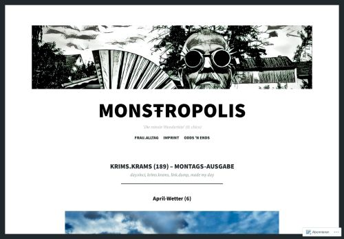Screenshot Monstropolis