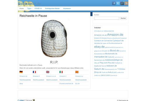 Screenshot Schnäppchenticker