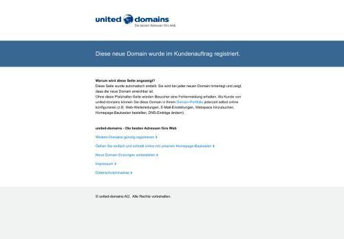 Screenshot TapasClub Deutschland